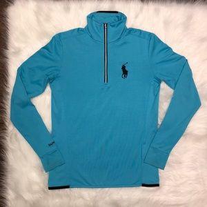 Ralph Lauren Golf Quarter Zip Pullover | Small